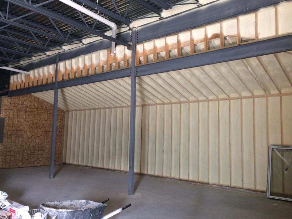 Spray Foam Insulation | Webb Insulation | Houlton, Maine