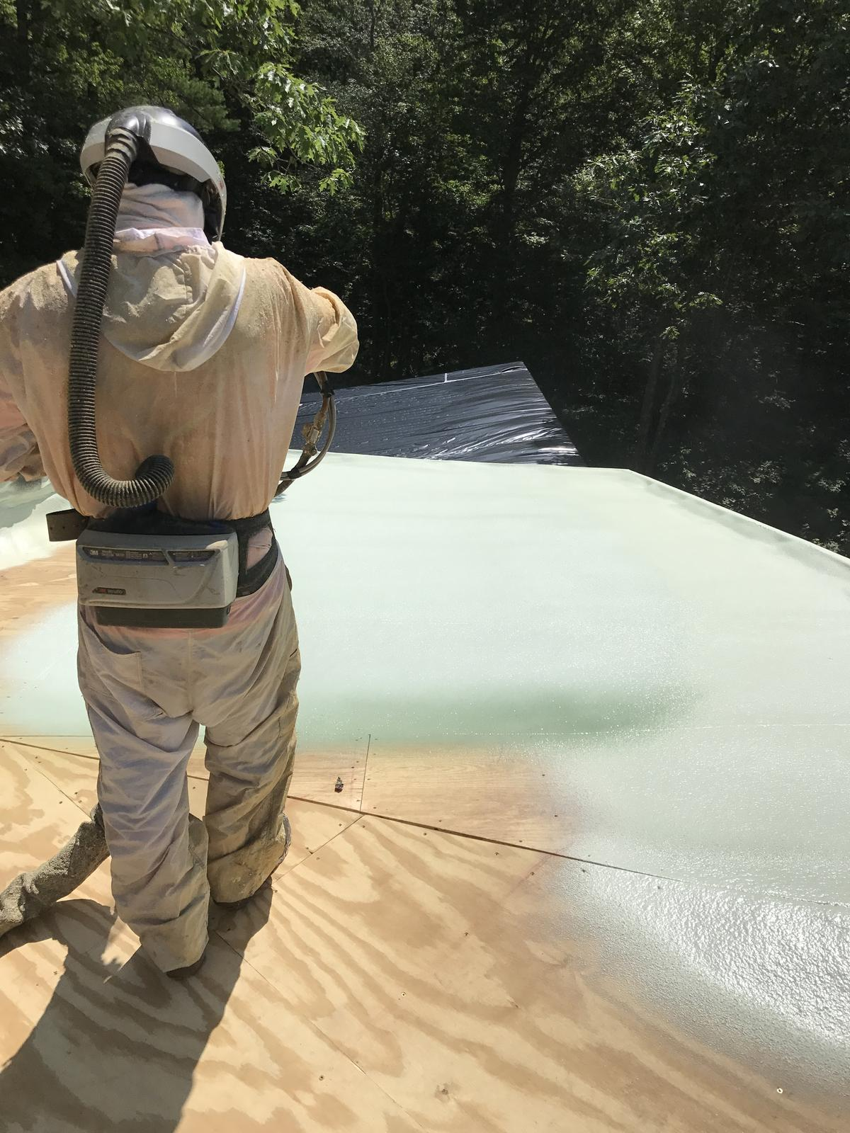 Spray Foam Roofing | Insulate Your Building | Houlton, Maine